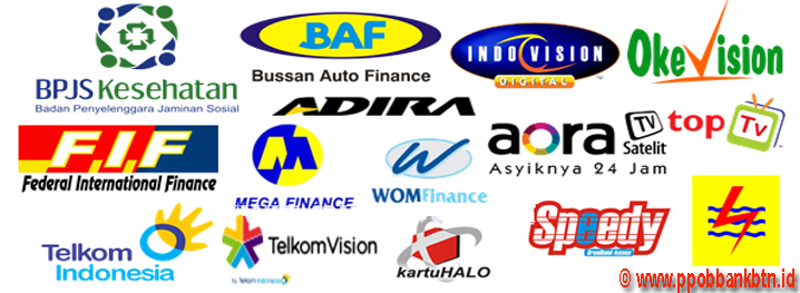 Produk PPOB Bank BTN Terlengkap