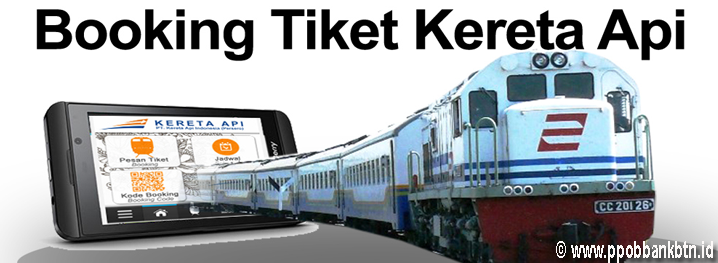 Booking Tiket Kereta Api Cepat Mudah Tidak Ribet