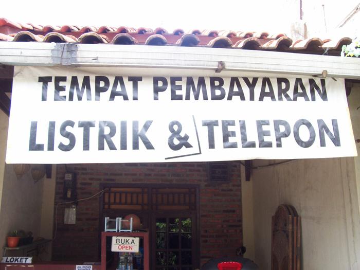 Prakarsa Jaringan Cerdas Indonesia - Listrik