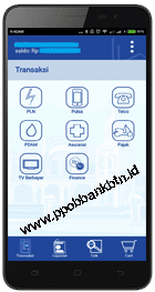 Aplikasi PPOB BTN Mobile